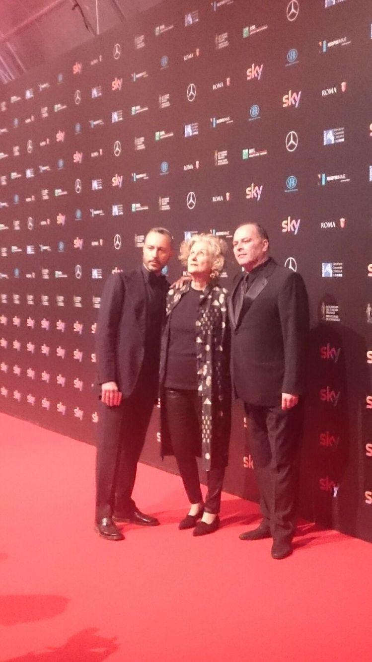 Red carpet _ David di Donatello 2016 Parrini