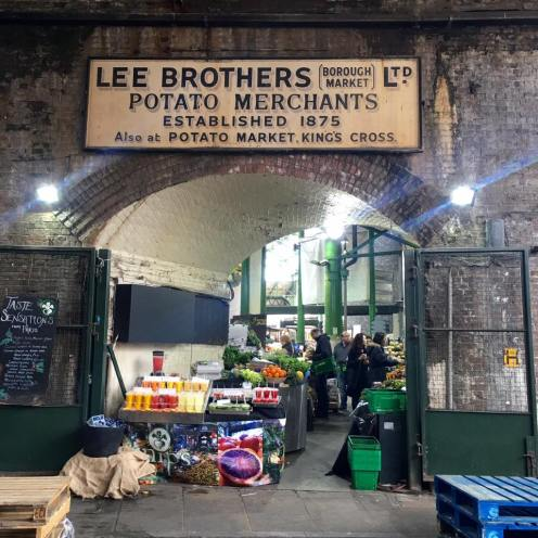 Borough market foto di Gnoseologia della moda